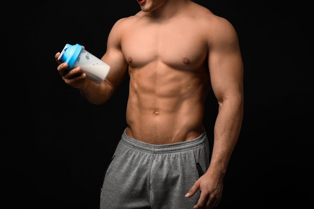 Should You Have a Protein Shake Before or After You Train