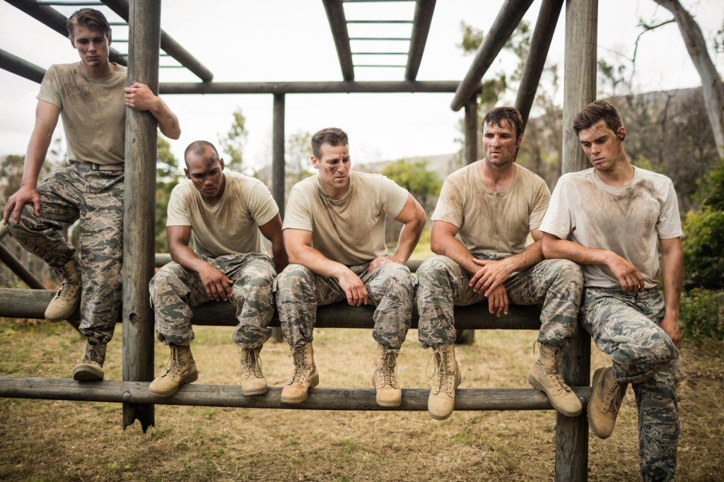 How Can I Train Like A Military Soldier
