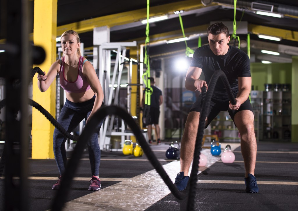 How To Get A Good Workout Using Ropes