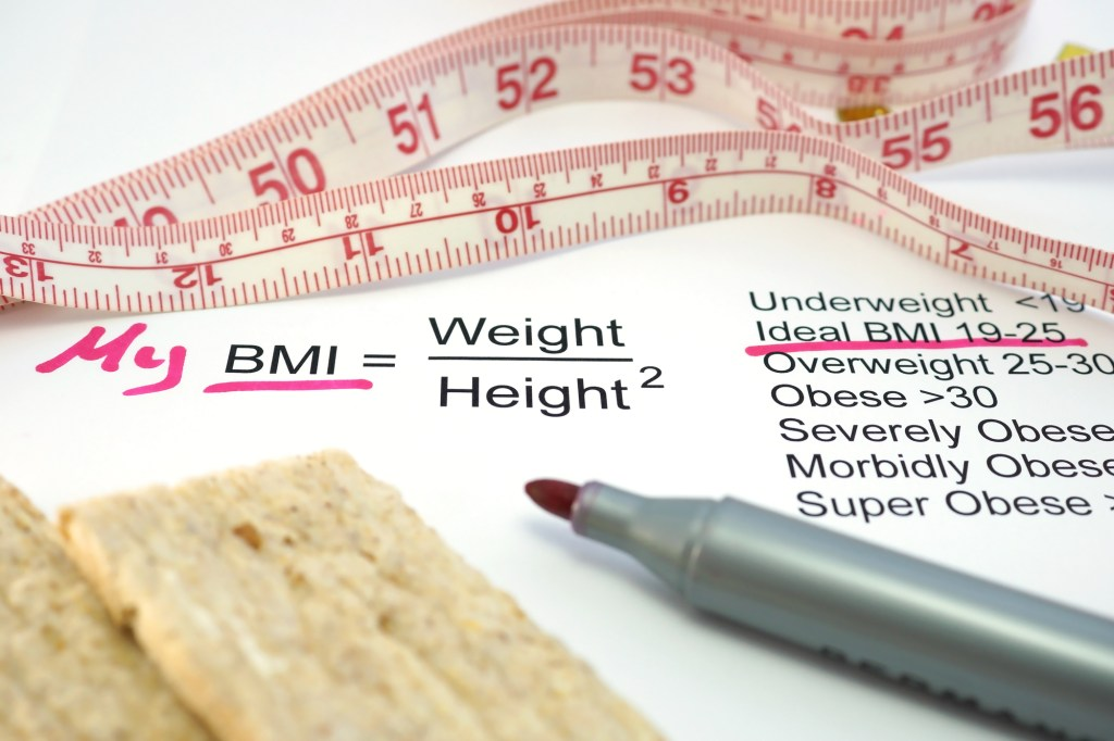 Are BMI Charts Different For Men & Women?
