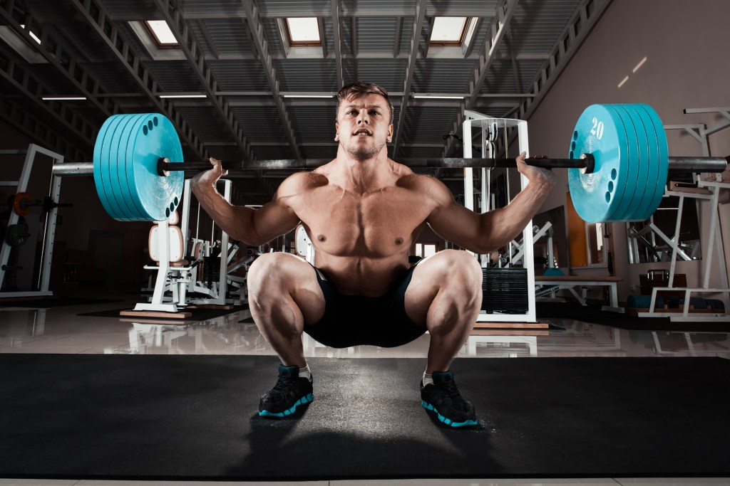 How Does Squatting Make My Upper Body Bigger?