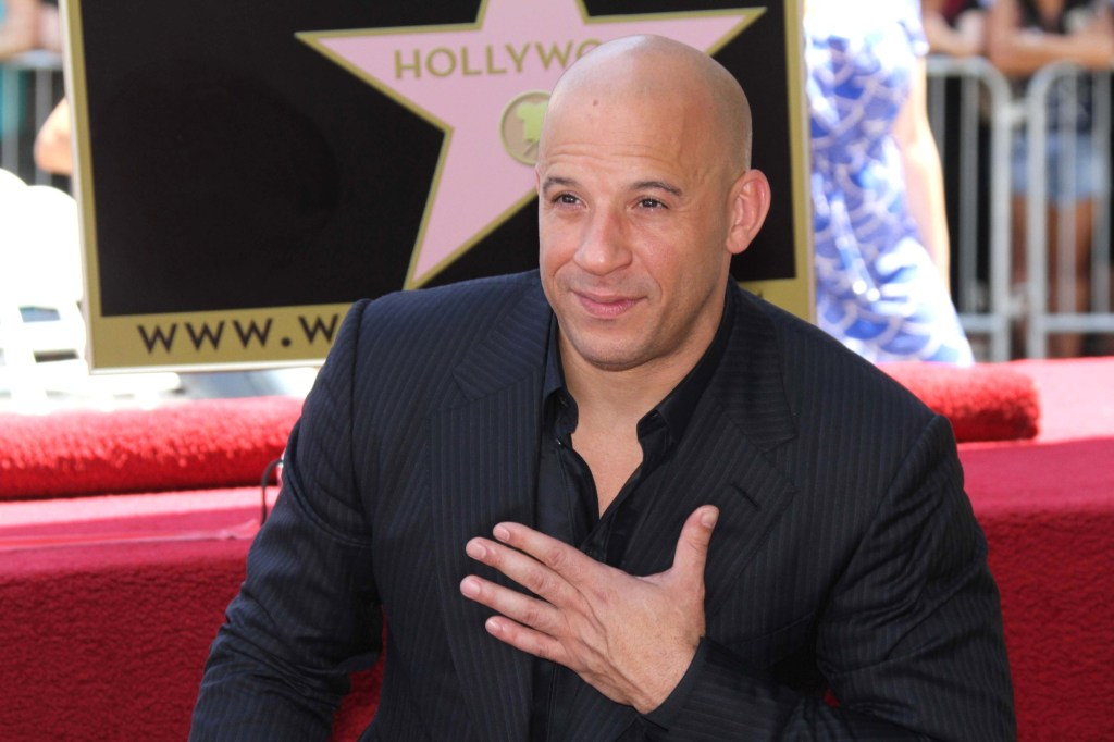 For the past several decades, action movie star Vin Diesel has been one of the most famous and recognizable actors in the business.