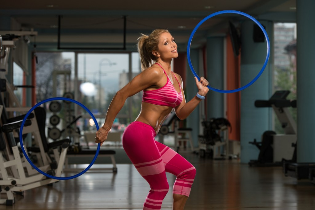 Can You Really Hula Hoop Your Way To A Slimmer Waist