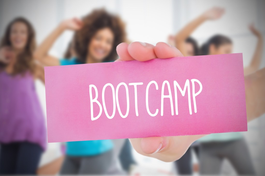 Why More and More Women Are Joining Military Workout Boot Camps
