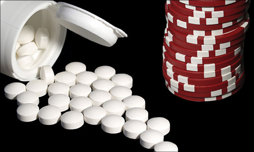 Drug-induced Compulsive Gambling