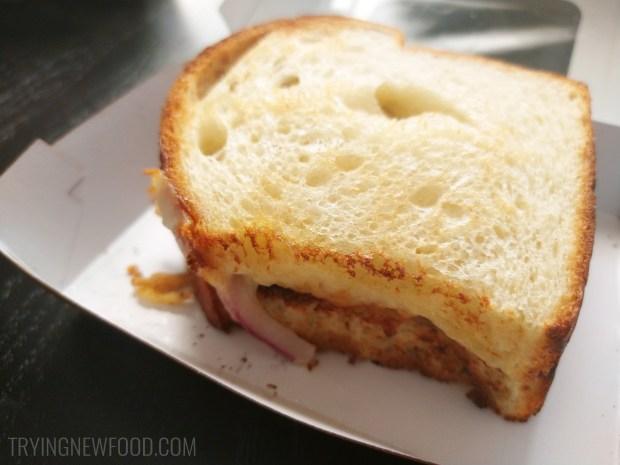 Panera Smokehouse BBQ Chicken Sandwich