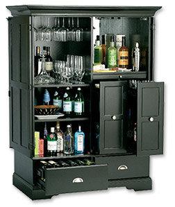 Portable Liquor Cabinet