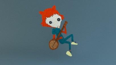 fox _banjo