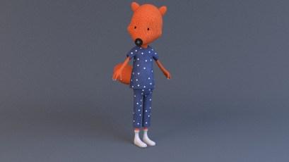 foxtextured