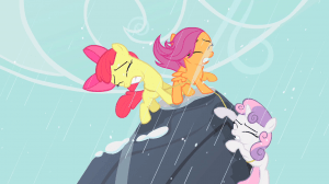 Cutie_Mark_Crusaders_mountain_climbing_S1E18