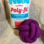 Sew a Knot Pillow for Fairfield's 80th Birthday Celebration