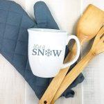 Let it Snow - Free SVG