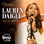 A Beautiful Voice for Christmas