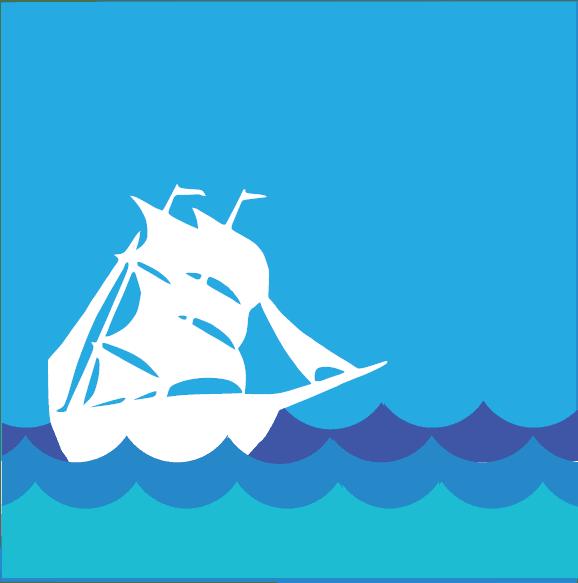 ship shadowbox