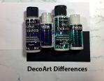 DecoArt Paint Differences