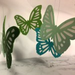 Making a Butterfly Mobile
