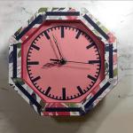 Making a Paper Clock
