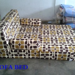 Harga Cover Sofa Bed Inoac How To Fit And Dining Table In Small Living Room Contoh Motif 3 1 Try Jaya Foam