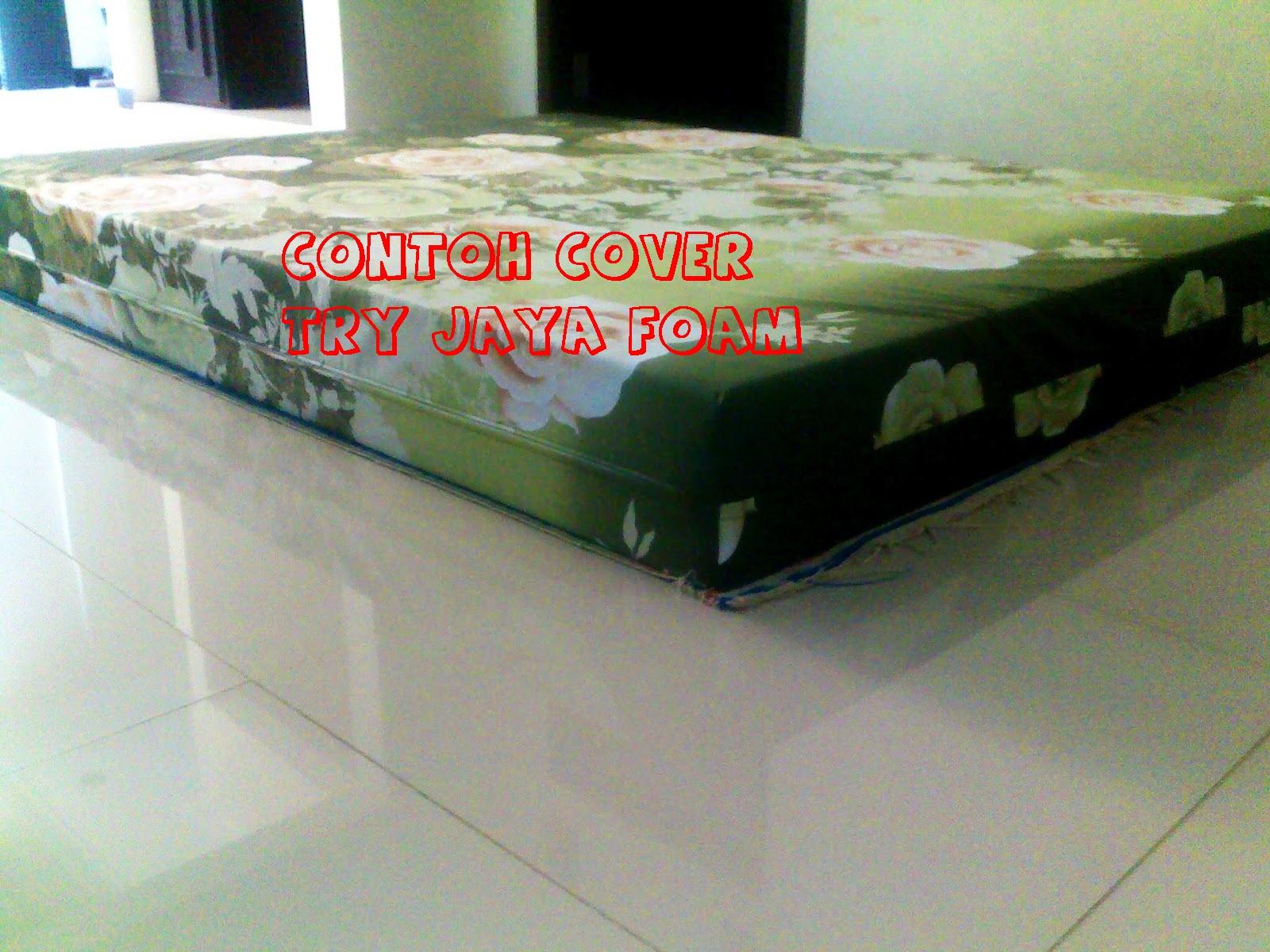 sofa bed kasur busa lipat inoac jakarta spanish brand jual kwalitas super try jaya foam toko