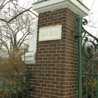 The Haunting of Oak Hill Cemetery