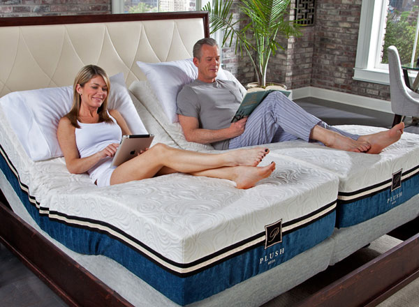 Try Any Mattress of Your Choice RISK-FREE @ Home W/ Free Delivery adjustable_reverie Adjustable Beds Comparison (extra $50 off)
