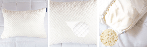 Try Any Mattress of Your Choice RISK-FREE @ Home W/ Free Delivery free-latex-pillow Sleep EZ (70% off pillow)