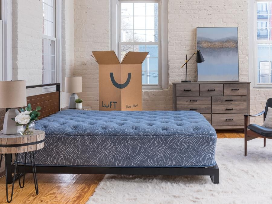 Try Any Mattress of Your Choice RISK-FREE @ Your Home With Free Delivery and Free Returns luft_900x LUFT Mattress ($275 off Kings, code MDKING)