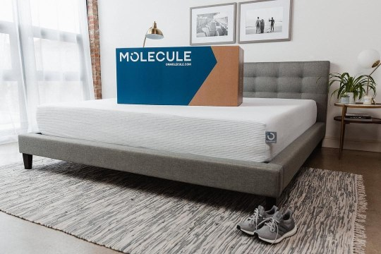 Try Any Mattress of Your Choice RISK-FREE @ Your Home With Free Delivery and Free Returns molecule-mattress MOLECULE Mattress Review (20% off)