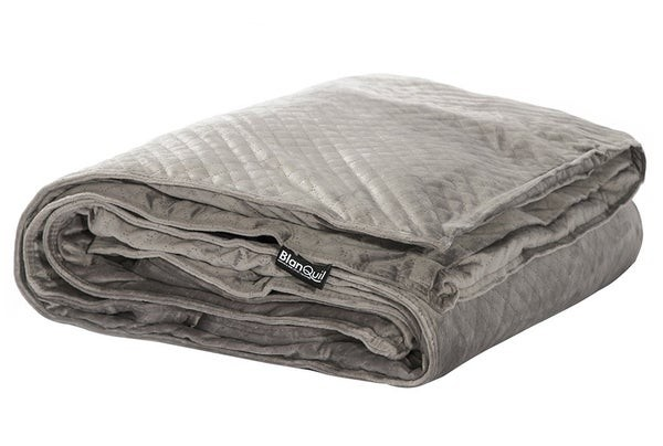 Try Any Mattress of Your Choice RISK-FREE @ Home W/ Free Delivery BlanQuiL-Quilted-Weighted-Blanket Best Weighted Blankets Review