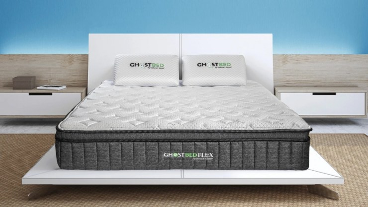 Try Any Mattress of Your Choice RISK-FREE @ Home W/ Free Delivery ghostbed-flex-mattress-1280x720-1-1024x576 Best Memory Foam Coil Hybrid Mattresses Review (Spring  Sale)
