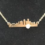 City of Pittsburgh necklace