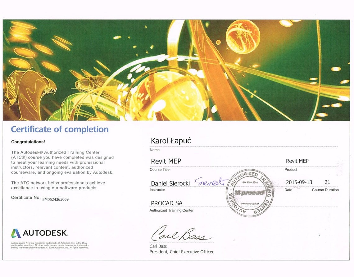 References certificates tryskacze certyfikatccf201701100000 xflitez Gallery