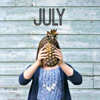 July is for...