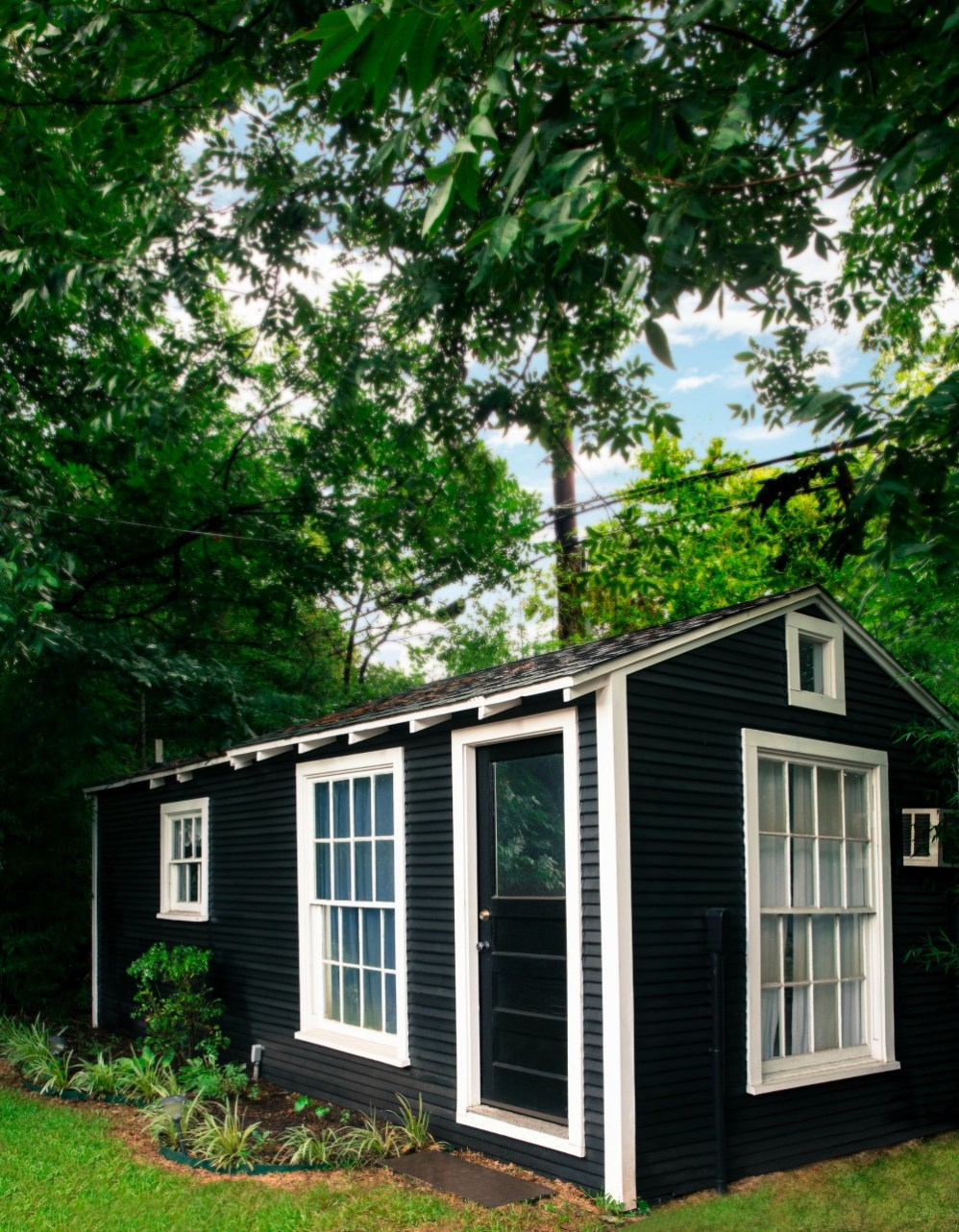 She Shed Cottage Interiors
