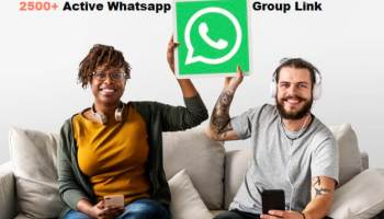 2500+ Active Whatsapp Group Link | Join links Collections