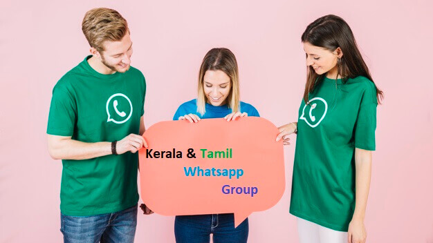 Kerala & Tamil Whatsapp Group