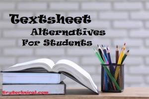 Textsheet-Alternatives