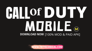 Call Of Duty Mod Apk