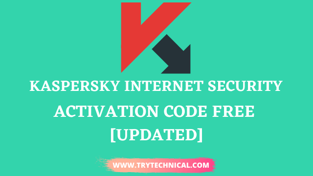 Kaspersky internet security activation code free