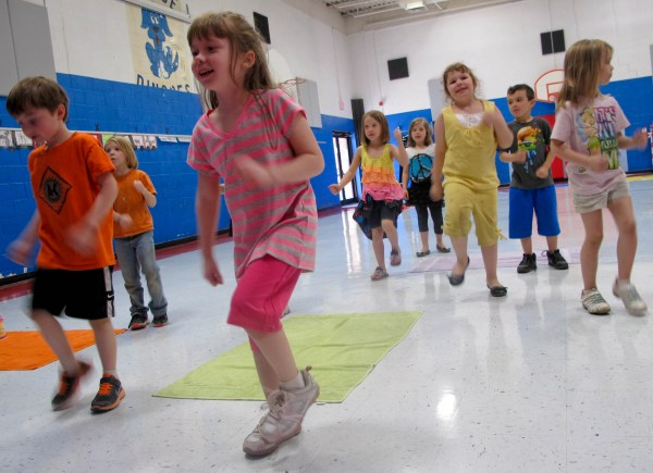 Elementary Physical Activity Kids