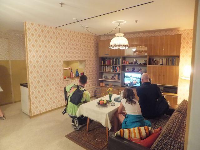 東ドイツ時代の一般家庭の様子