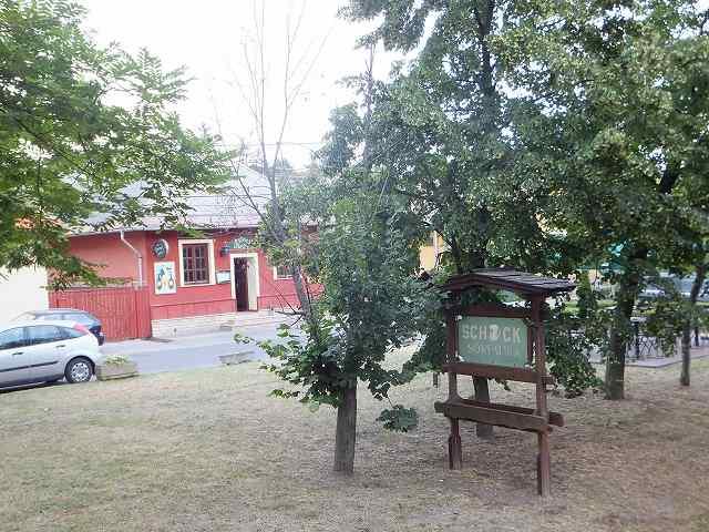 Szentivan村:ハンガリー
