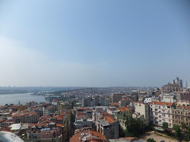 ガラタ塔から見える景色3