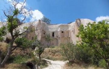 カッパドキアにある岩の教会