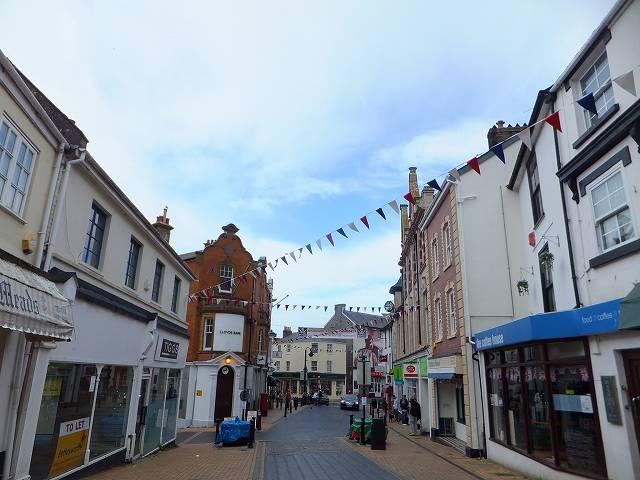 ブリックハム:イギリスの小さな港町