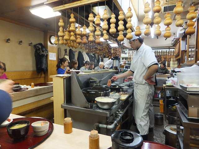 大阪新梅田食堂街:うどん屋さん