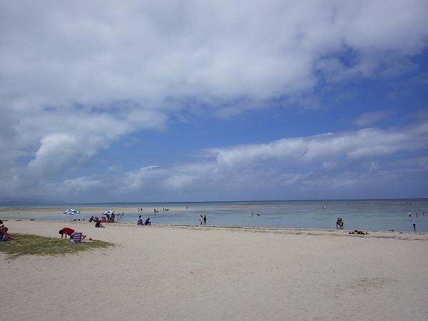 やってきましたコンドイビーチ!:竹富島