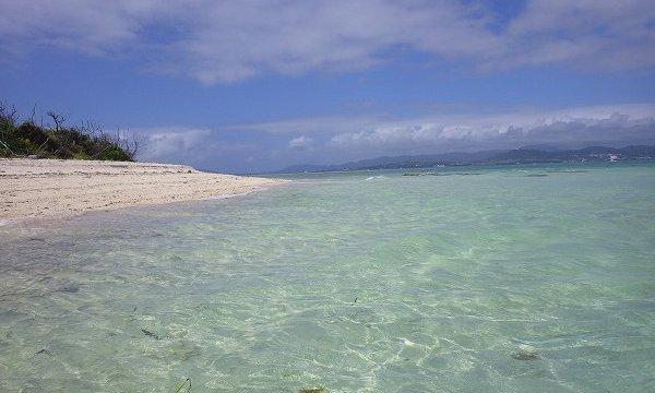 人がいない穴場ビーチ、アイヤル浜:竹富島