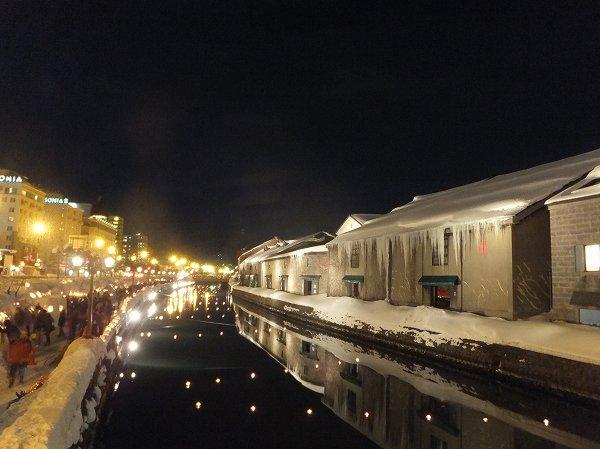 小樽運河!ニセコ住み込み:リゾートバイト体験記