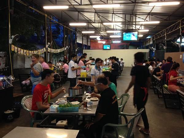 99バーツ食べ放題:inチェンマイ:タイ